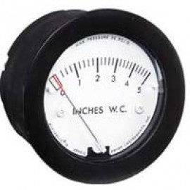 Series 2-5000 Minihelic® II Differential Pressure Gage