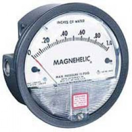 Series 2000 Magnehelic® Differential Pressure Gage