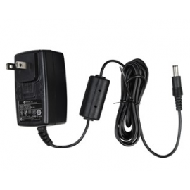Desco #50635 -  Power Adapter With N.America Plug, 100-240 VAC in, 24VDC 0.75A Out