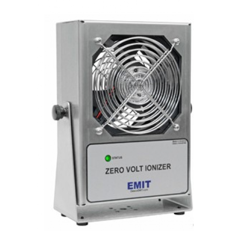 Desco #50670 - Zero Volt Benchtop Ionizer With No Cord, 220V