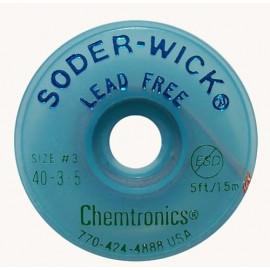 Soder-Wick® Lead - Free SD
