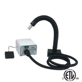 Desco #50621 - Ion Python With Foot Switch And Contoller, 220VAC