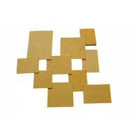 Yellow Compressed Sponge