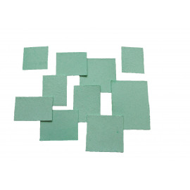 RoHS Compliance Green Compressed Sponge