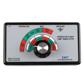 Desco #50512 - Calibration Unit For Continuous Monitors With Nist Cal Cert