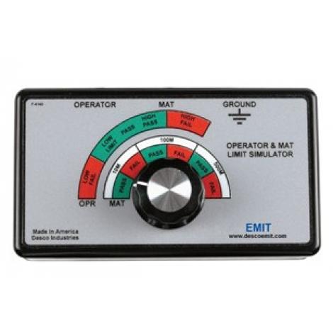 Desco #50512 - Calibration Unit For Continuous Monitors With Nist Cal Cert