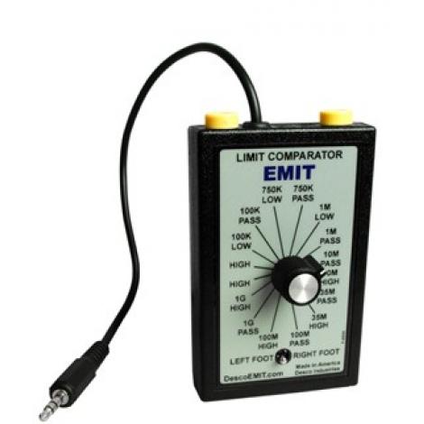 Desco #50424 - Limit Comparator For Periodic Testers