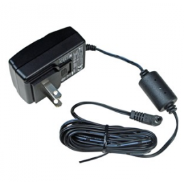 Desco #50480 - Power Adapter With N.America Plug , 100 - 240VAC In, 12VDC 0,50A Out
