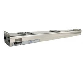 Desco #50665 - 3 - Fan Zero Volt Overhead Ionizer, 120 VAC