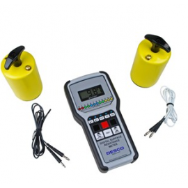 Desco #19787 - Surface Resistance Meter Kit