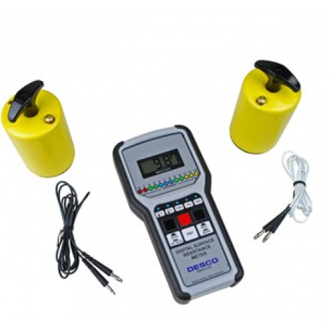Desco #19787 - Surface Resistance Meter Kit