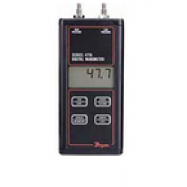Series 477A Handheld Digital Manometer