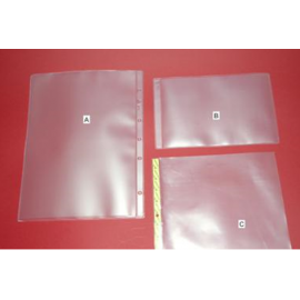 ESD Dissipative Rigid Document Holder
