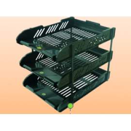 ESD 3-Layer Document Tray