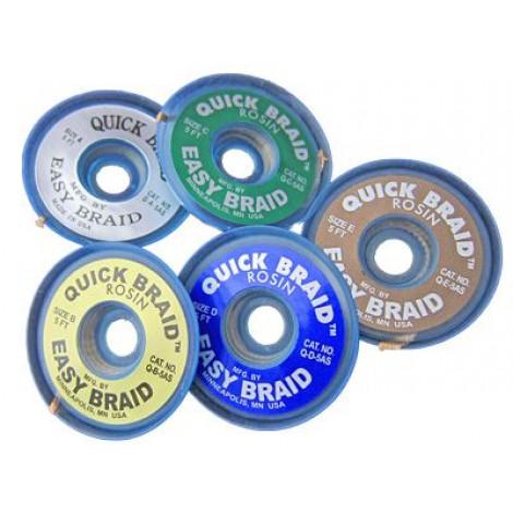 Quick Braid Desoldering Braid