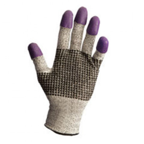 JACKSON SAFETY* G60 Purple Nitrile Cut Resistant Level 3 Gloves