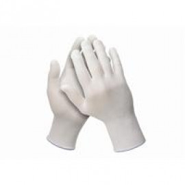 JACKSON SAFETY* G35 White Nylon Gloves
