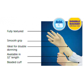 KIMTECH PURE G5 Sterile Latext Gloves