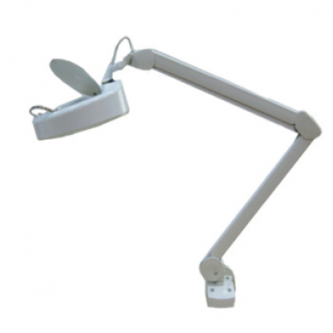 Laxo #8064 LED-U 8X 230 V Magnifyingy  Lamp C/W Single Arm