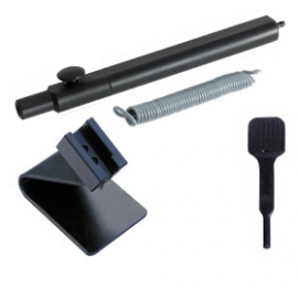 "Push-Button Wand Kits, 1/8"" ID Hose, Tip VMWT - B For Up To 6"" Wafers, Solar Cells, Flat Panels VIDEO"