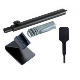 "Push-Button Wand Kits, 1/8"" ID Hose, Tip VMWT - C For Up To 8"" Wafers, Solar Cells, Flat Panels VIDEO"