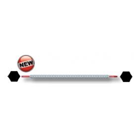 Wiha #SYSTEM 4 Metric Hex Drive - Loc Reversible Locking Blades